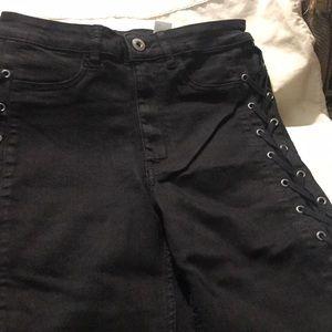 New Jeans Skinny Legs